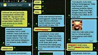 8 Balasan Chat Penipuan Ini Endingnya Kocak Abis, Ngakak Sampai Bengek!
