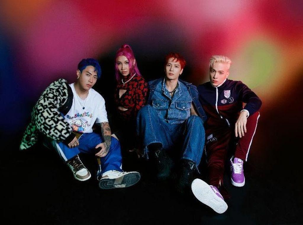 Grup Buatan Jackson Wang, PANTHEPACK, Rilis Album Perdana