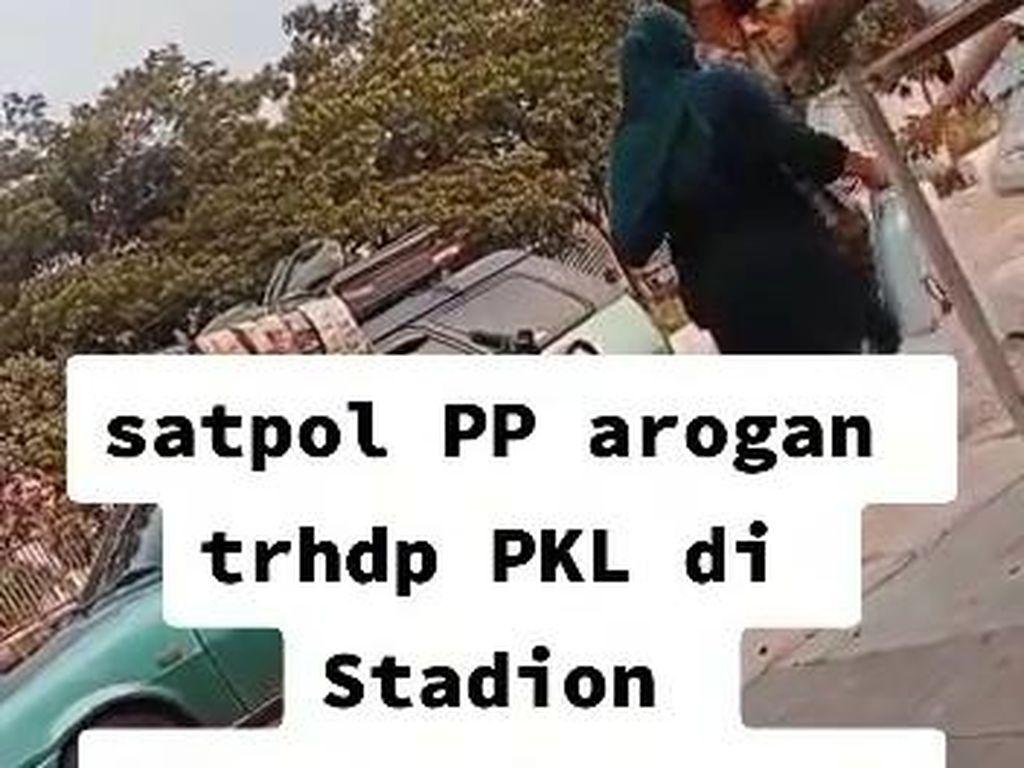 Anggota Satpol PP Bogor Cekik Warga, Ini Sanksinya