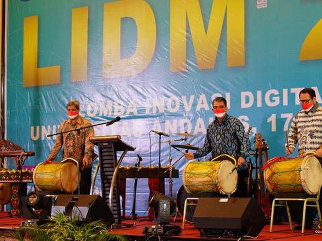 Unand Tuan Rumah LDIM Nasional 2021, 173 Kampus se-Indonesia Ikut Serta