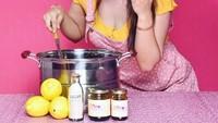 Mahesa Putri Hobi Masak Makanan Korea dan Siap Masak Buat Lee Min Ho