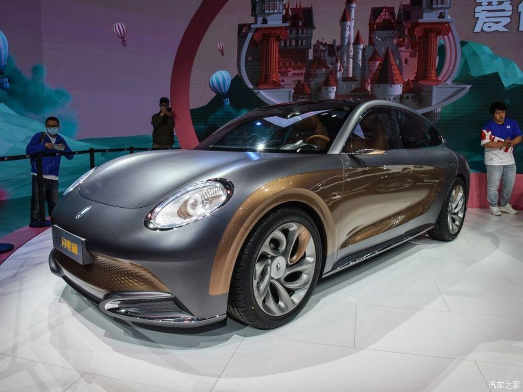 Eits.. Pabrikan Mobil China Daftarkan Paten Mirip Porsche di Indonesia