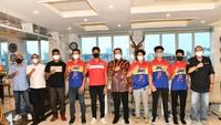 Crosser Muda Delvianor & Arsenio Bakal Berlaga di Ajang Internasional