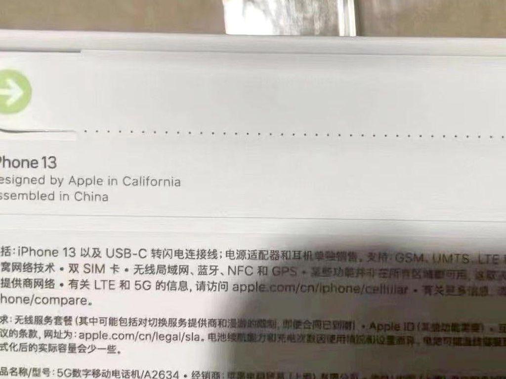iPhone 13 Tanpa Dibungkus Plastik Lanjutkan Tradisi Apple