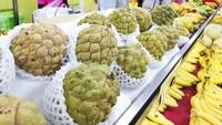 Buah-buahan Ini Bikin Hubungan Taiwan - China Makin Memanas