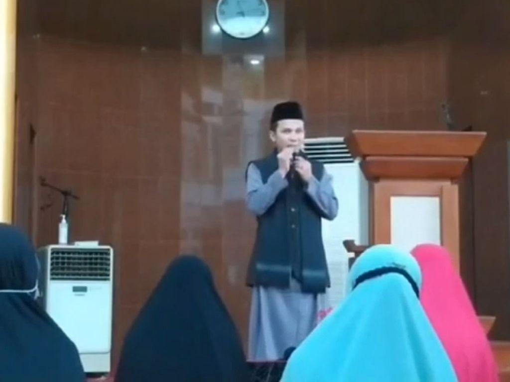 Polisi Akan Periksa Kejiwaan Pria Penyerang Ustaz di Batam