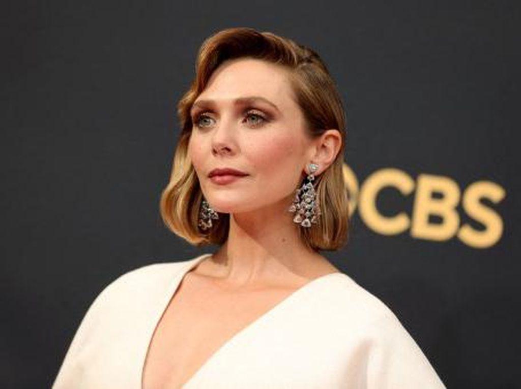 Elizabeth Olsen Wakili WandaVision Sihir Emmy Awards 2021