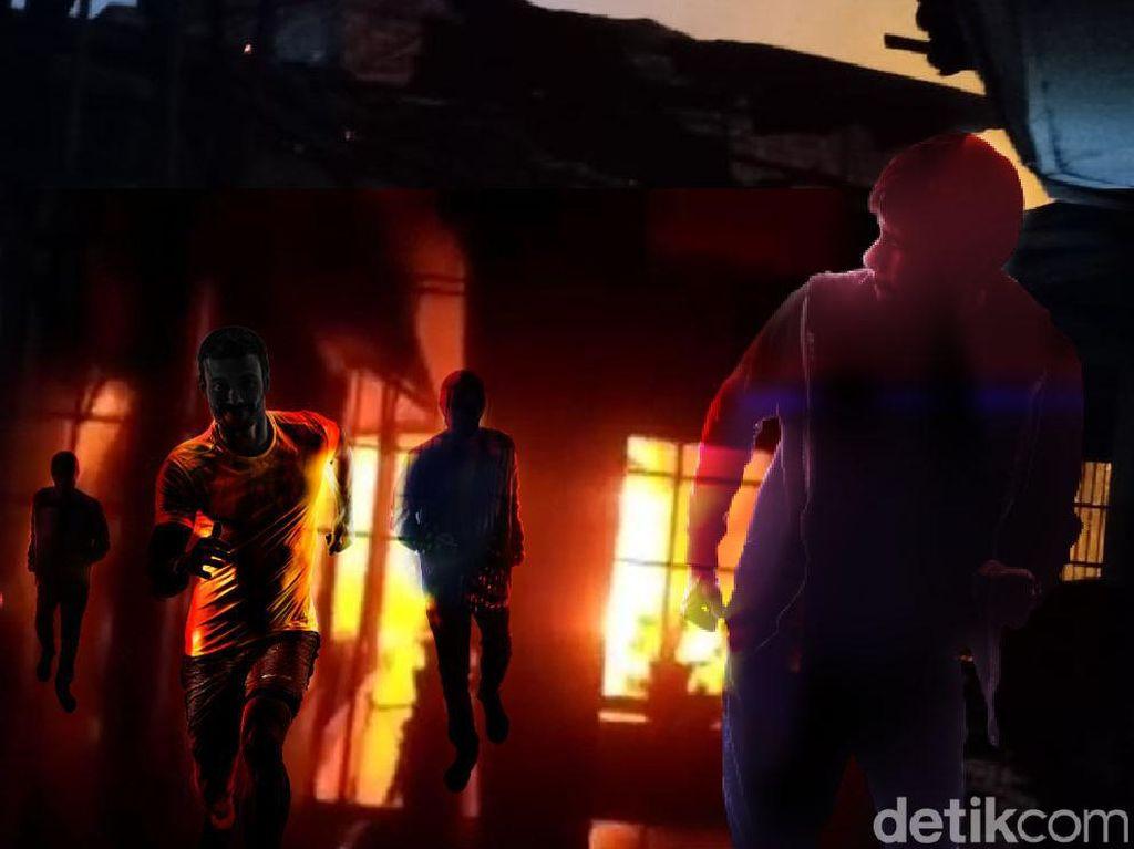 WN Nigeria Jenazah Terakhir Korban Kebakaran LP Tangerang Teridentifikasi