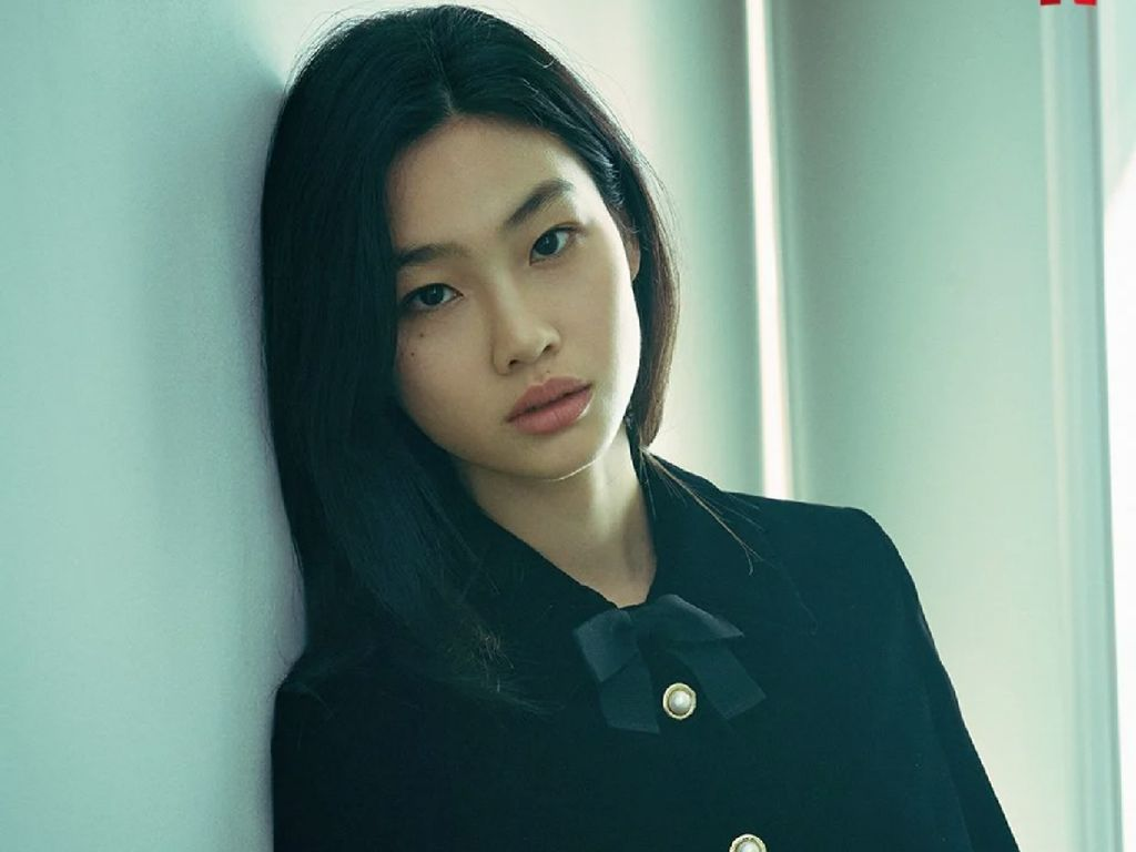 Foto: Cantiknya Jung Ho Yeon, Pemain Squid Game Pacar Lee Dong Hwi Reply 1988