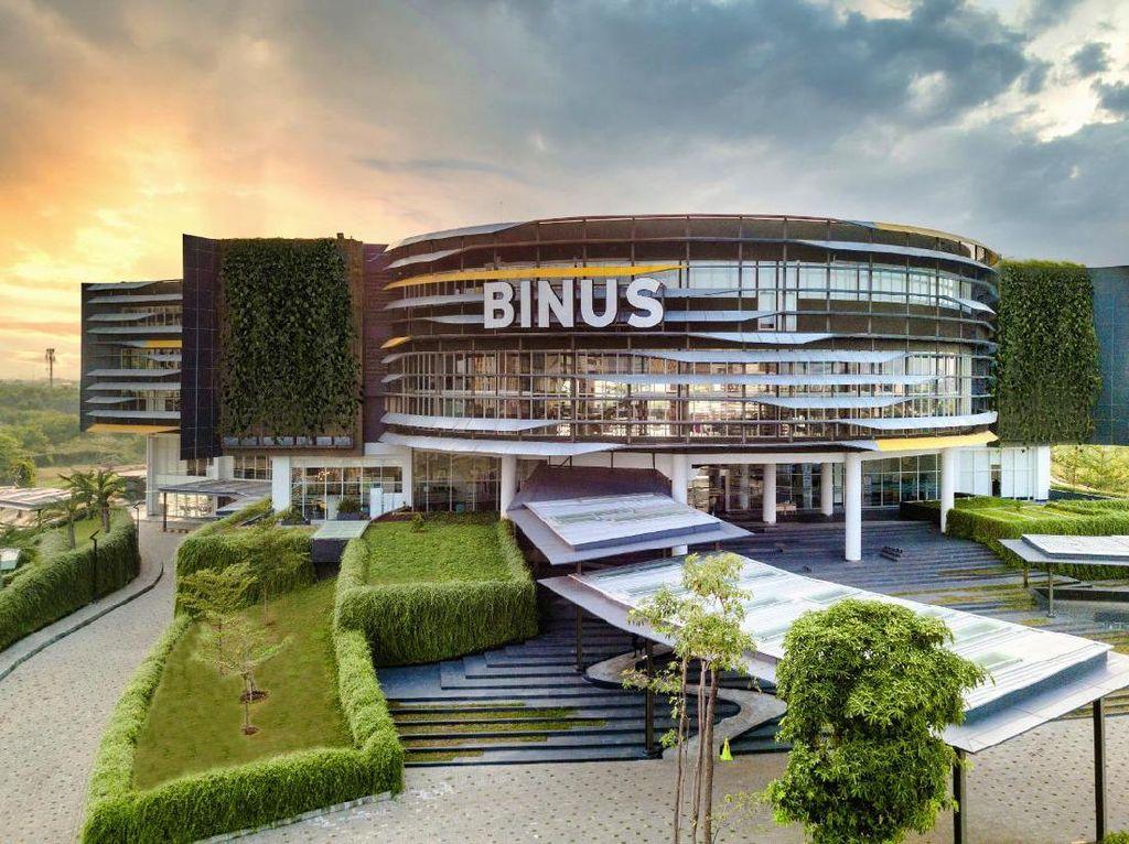 60 Kepala SMK Ikut Program Pembekalan CEO di Binus University