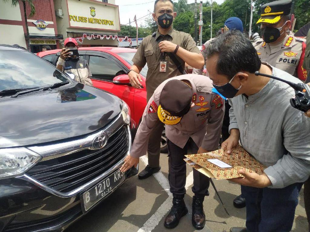 40 Mobil Rental Disita Polisi, Sindikat Curanmor di Depok Dipimpin IRT