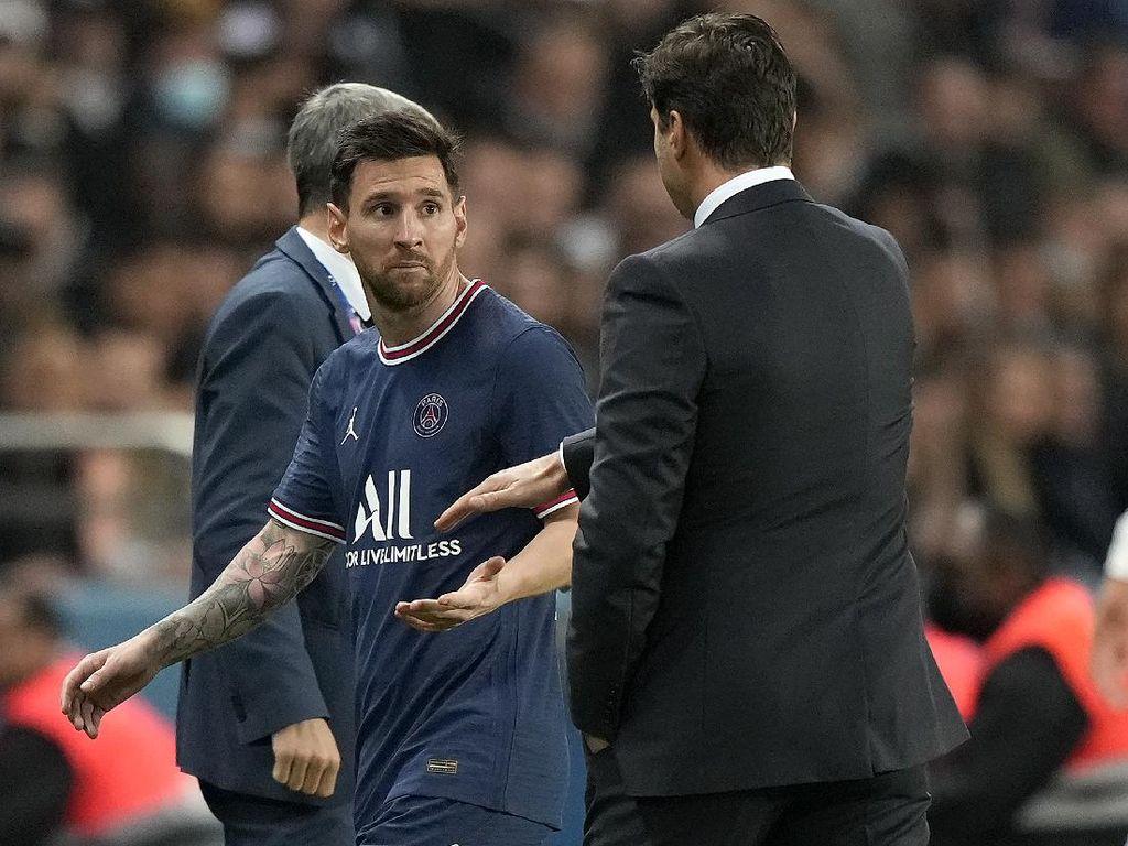 Messi Marah sama Pochettino, ya?