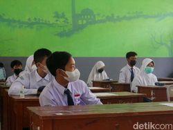 Muncul Seribuan Klaster Sekolah, Kemendikbudristek: Ortu Boleh Tolak PTM