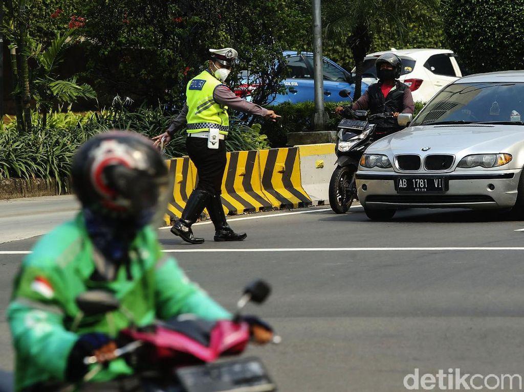Operasi Patuh Jaya: Polisi Tilang 40 Ribu Pengendara, Pemotor Paling Banyak