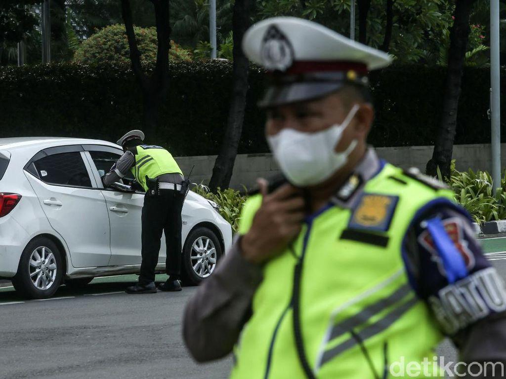 44.003 Pelanggar Ditindak di Operasi Patuh Jaya, Pelajar di Urutan Ke-2