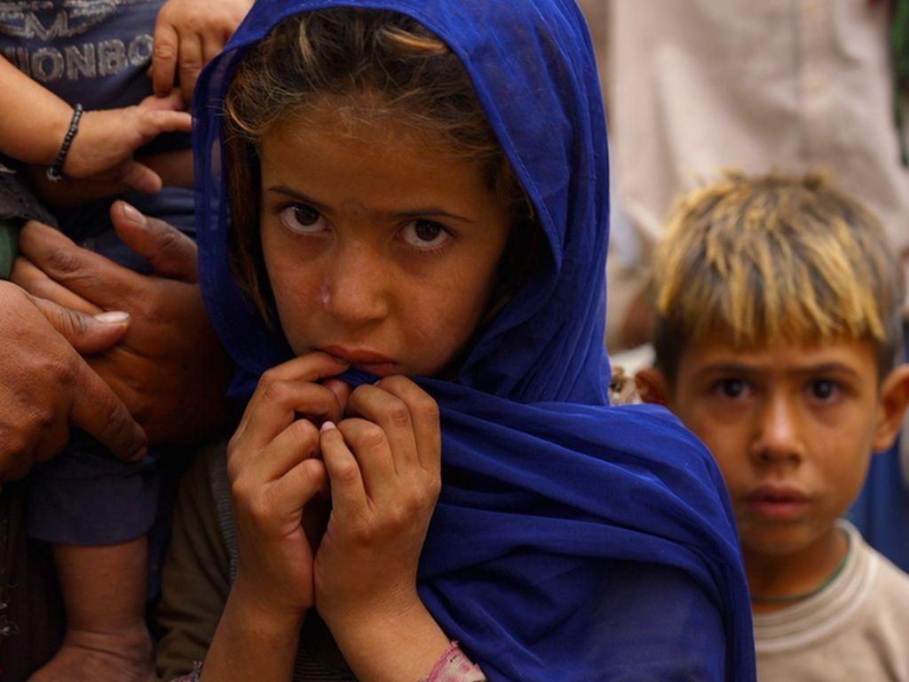 Afghanistan dalam Ambang Krisis Kelaparan di Bawah Taliban