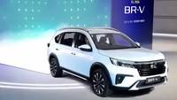 Pertama di Dunia, Honda Resmi Rilis All New BR-V di Indonesia