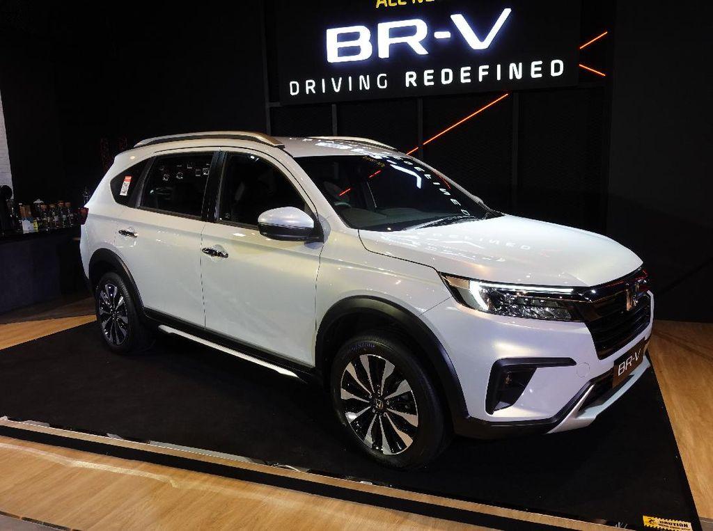 Penjualan Model Lawas Honda BR-V Lesu, Versi Terbarunya Bisa Laku Berapa Banyak?