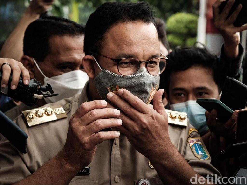 Jaksa KPK Buka Kemungkinan Hadirkan Anies di Sidang Eks Dirut Sarana Jaya