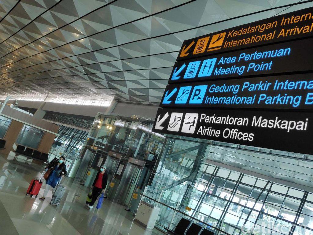 Aturan Penerbangan Domestik Terbaru di Masa PPKM, Cek di Sini!