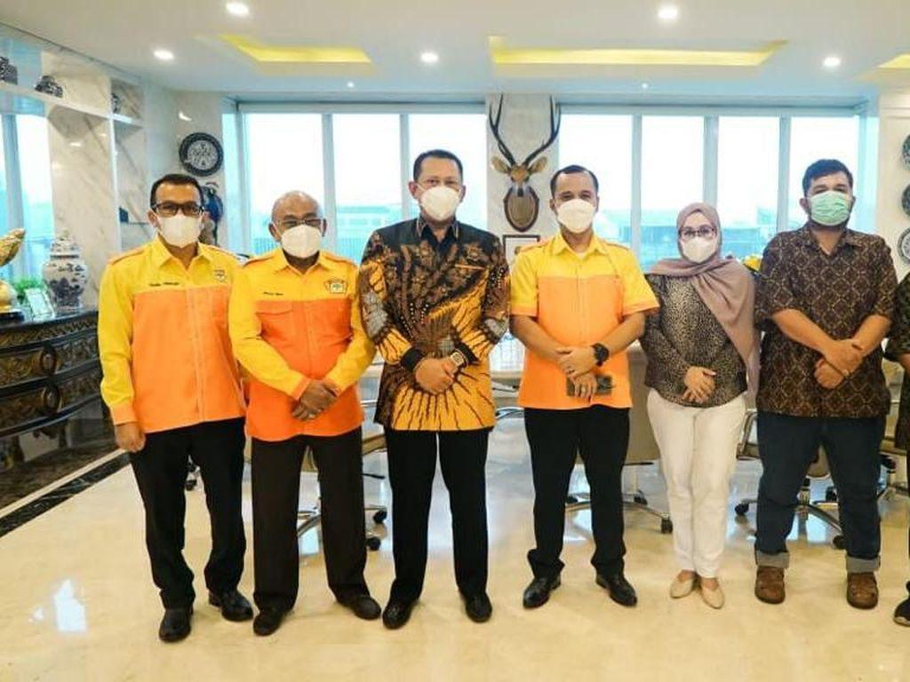 Bamsoet: Vaksinasi Ideologi Halau Nilai Asing Ancam Jati Diri Bangsa