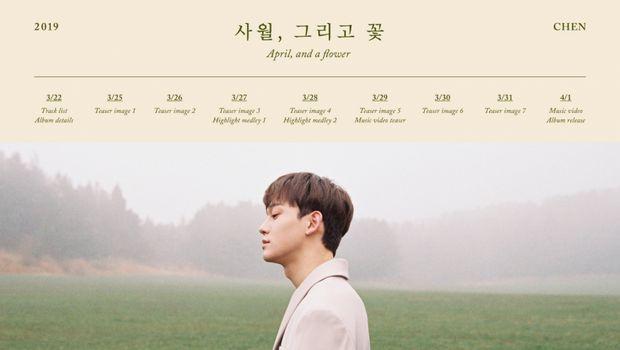 Chen EXO Berulang Tahun Hari Ini, Simak Beberapa Fakta Menariknya!