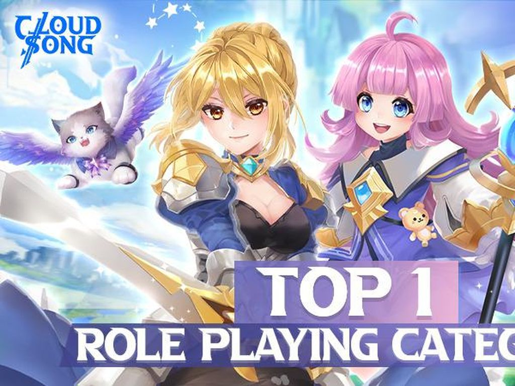 Ini Dia Game RPG Gratis Nomor 1 di Play Store