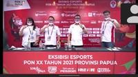 Persiapan Tiga Pekan, Eksibisi Esport PON Diyakini Lancar