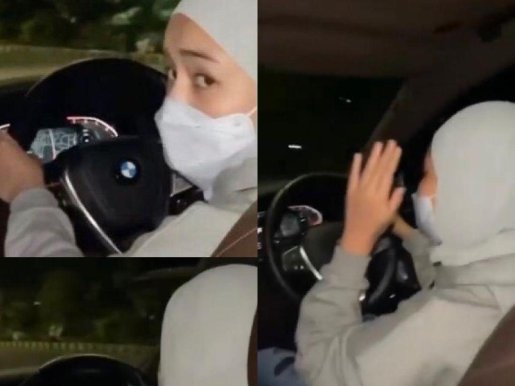 Pujian untuk Amanda Manopo yang Mau Bangun Masjid, Kini Kedapatan Kenakan Hijab