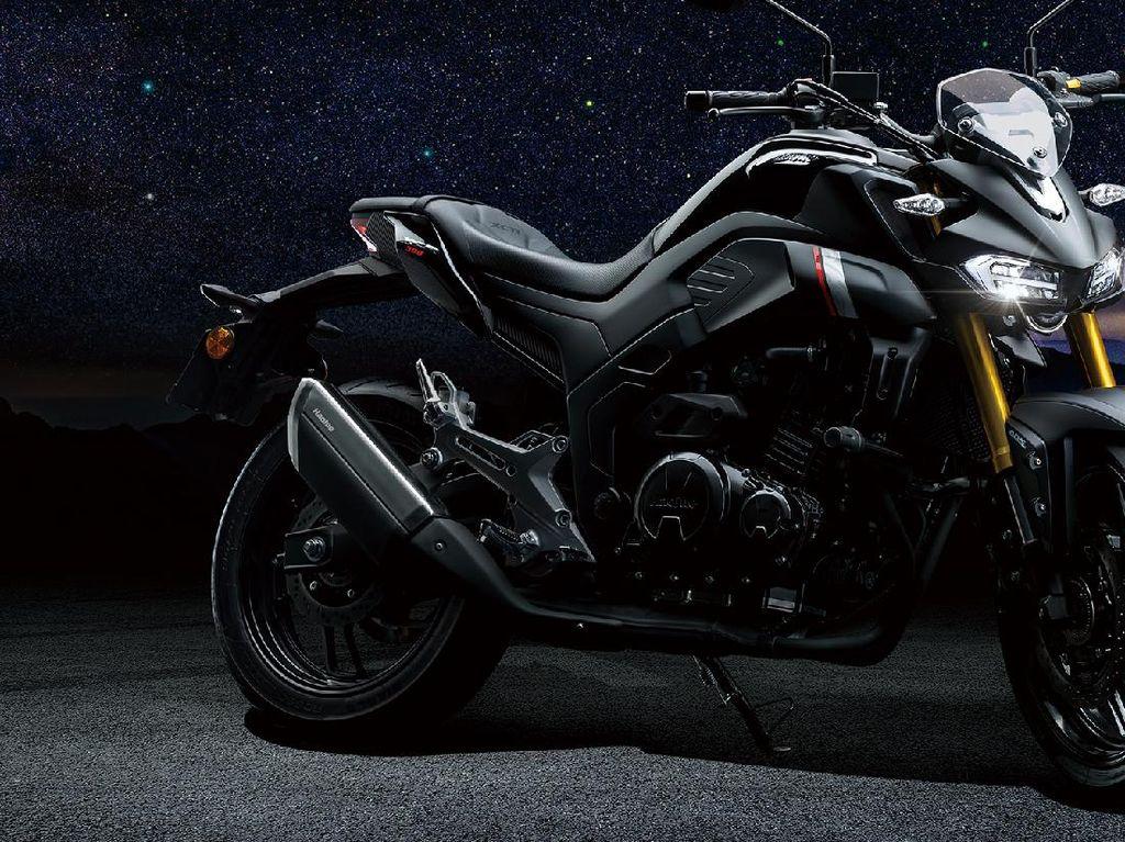 Sangar! Ini Wujud Motor Baru Suzuki yang Pas Jadi Lawan Yamaha MT-25