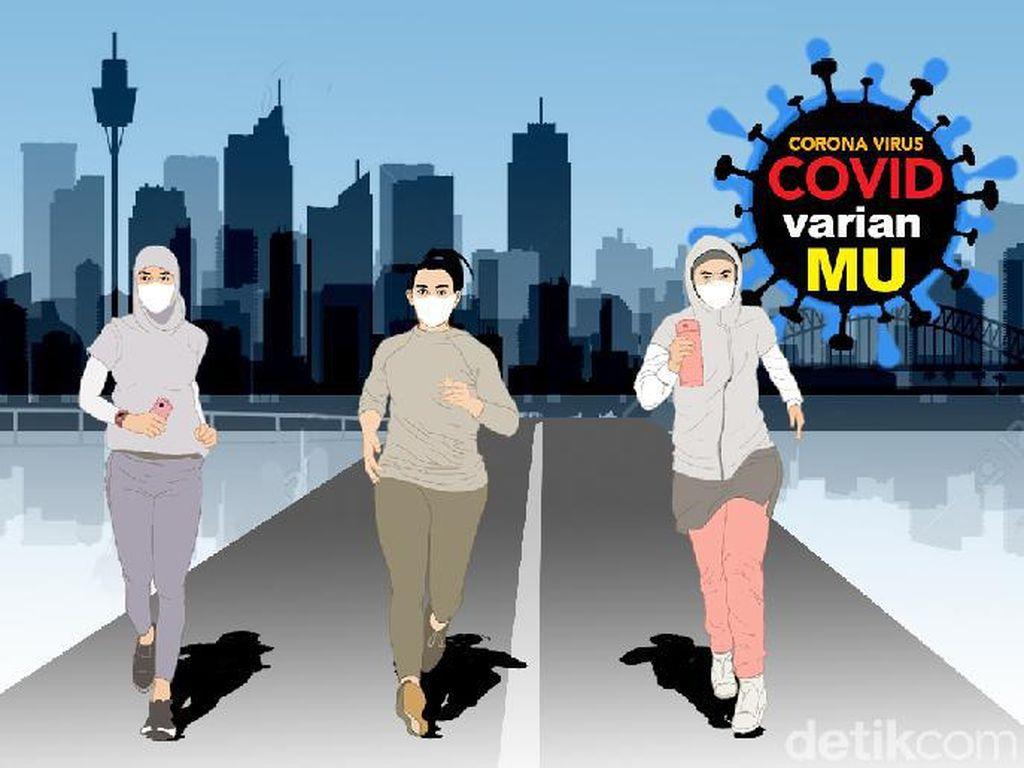 Data Lengkap Tambahan 1.954 Kasus COVID RI 29 September, Jatim Terbanyak
