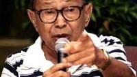 Pakar Hukum Indonesia JE Sahetapy Meninggal Dunia