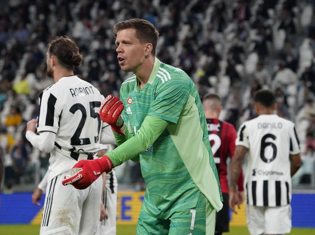 Tolong, Juventus Butuh Kemenangan!