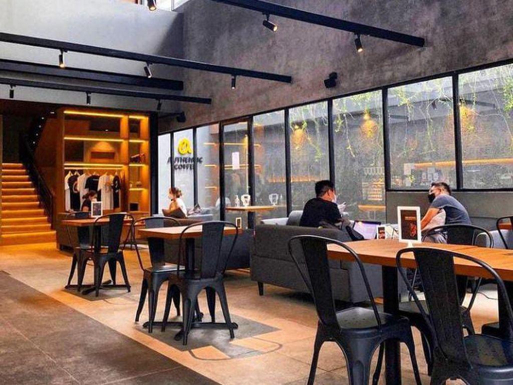 5 Kafe Hidden Gem Ini Cocok Buat Tempat Work From Cafe