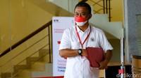 Ketua DPRD DKI Usai Diperiksa KPK di Kasus Tanah: Tanya Pak Gubernur Aja