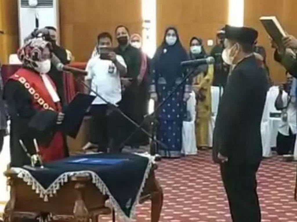 Copot Azmi, Golkar Tunjuk Indra Gunawan Jadi Ketua DPRD Siak