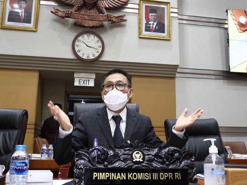 Ketua Komisi III DPR Apresiasi Gerak Cepat Kapolri Tindak Pinjol