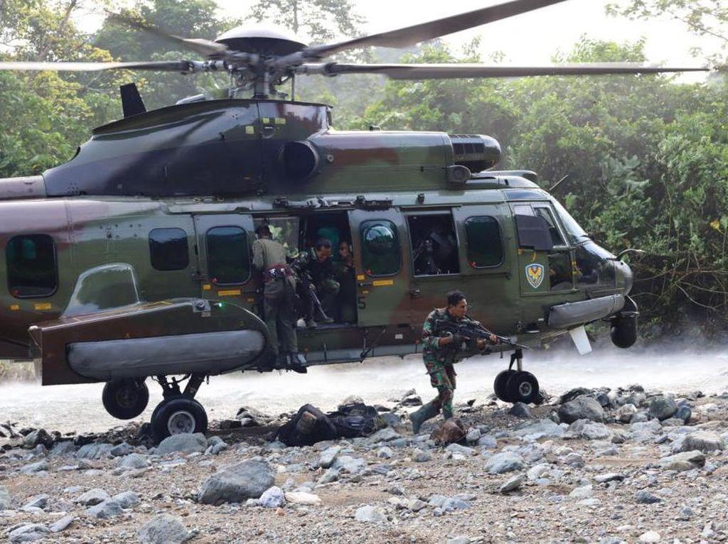 Koopsgabsus Tricakti TNI: 7 Teroris Poso Tewas Sepanjang 2021, DPO 4 Orang