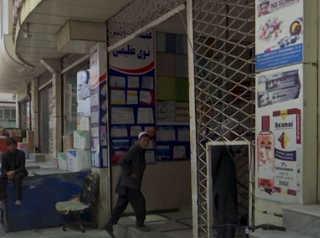 Krisis Keuangan Bikin Warga Afghanistan Tak Bisa Beli Obat