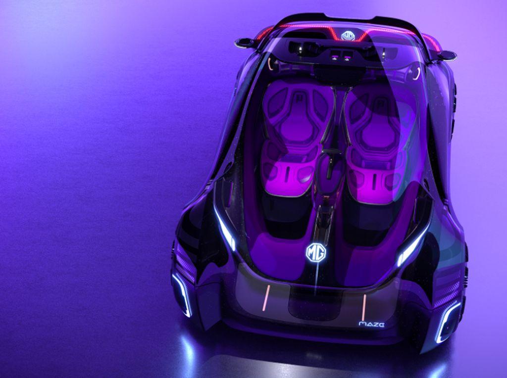 Desain Mobil yang Terinspirasi dari Video Game