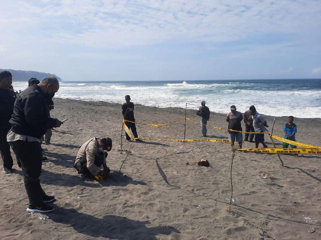 Kerangka Manusia di Pantai Bantul Diduga Pria Meninggal 3 Bulan Lalu