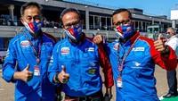 Pertamina Mandalika SAG Bidik Podium Pertama di Sisa Moto2 2021