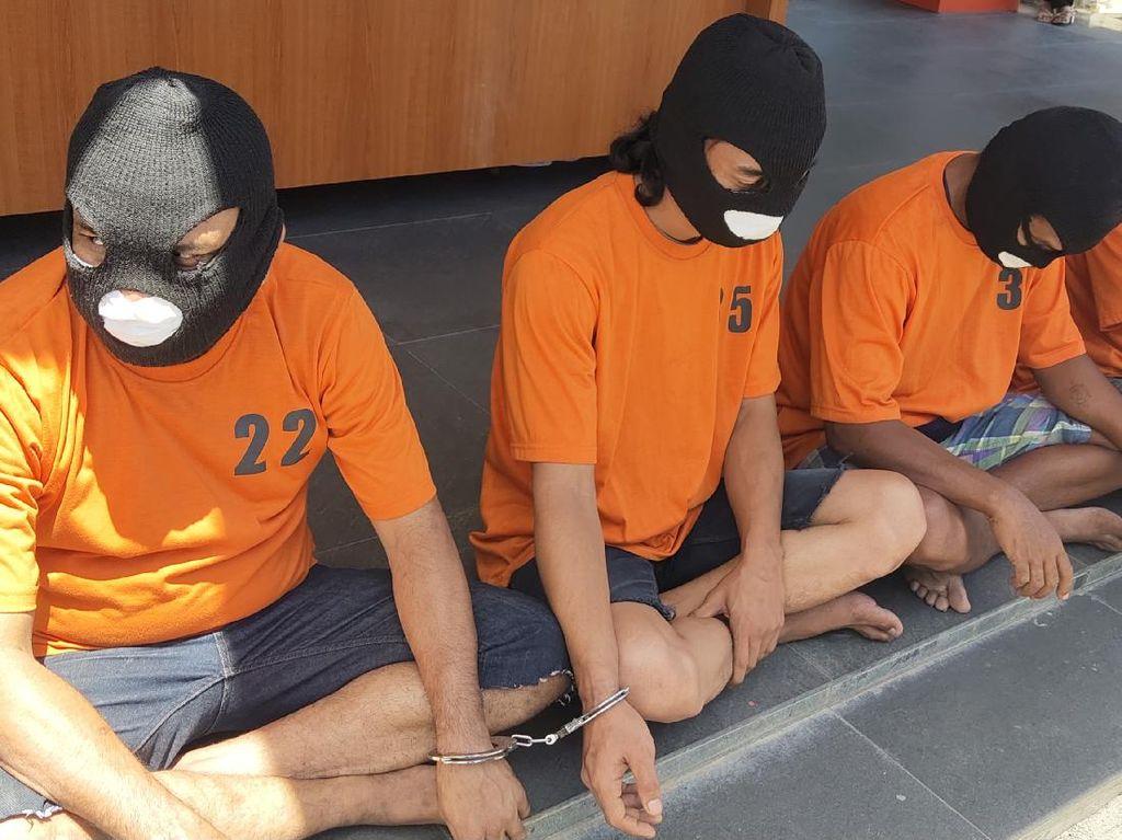 Tangkap 5 Pria di Labuhanbatu, Polisi Sita 493 Gram Sabu-25 Kg Ganja