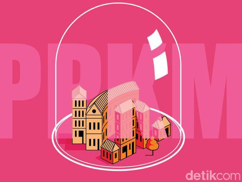 PPKM Bandar Lampung Diperpanjang Sampai Tanggal Berapa, Ini Pengumumannya