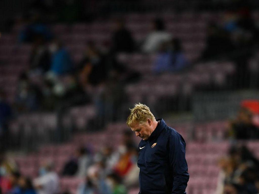 Jelang Atletico Vs Barcelona, Simeone Doakan yang Terbaik untuk Koeman