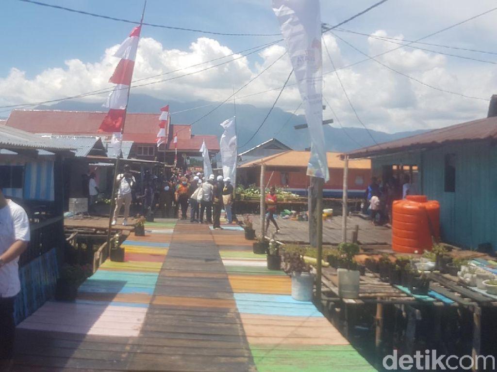 Kampung Yoboi Jadi Desa Wisata Terbaik di Jayapura