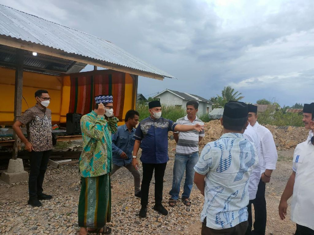 Sowan ke Ulama Jelang Musda Demokrat Aceh