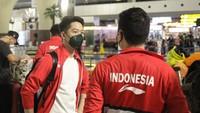 Tim Piala Sudirman Terbang ke Finlandia, Minta Doa Warga Indonesia