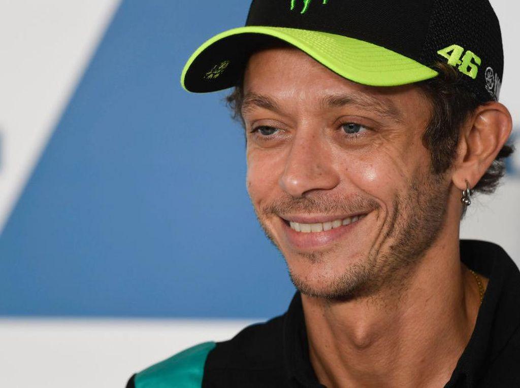 Rossi Blak-blakan.... Ternyata Belum Siap Pensiun