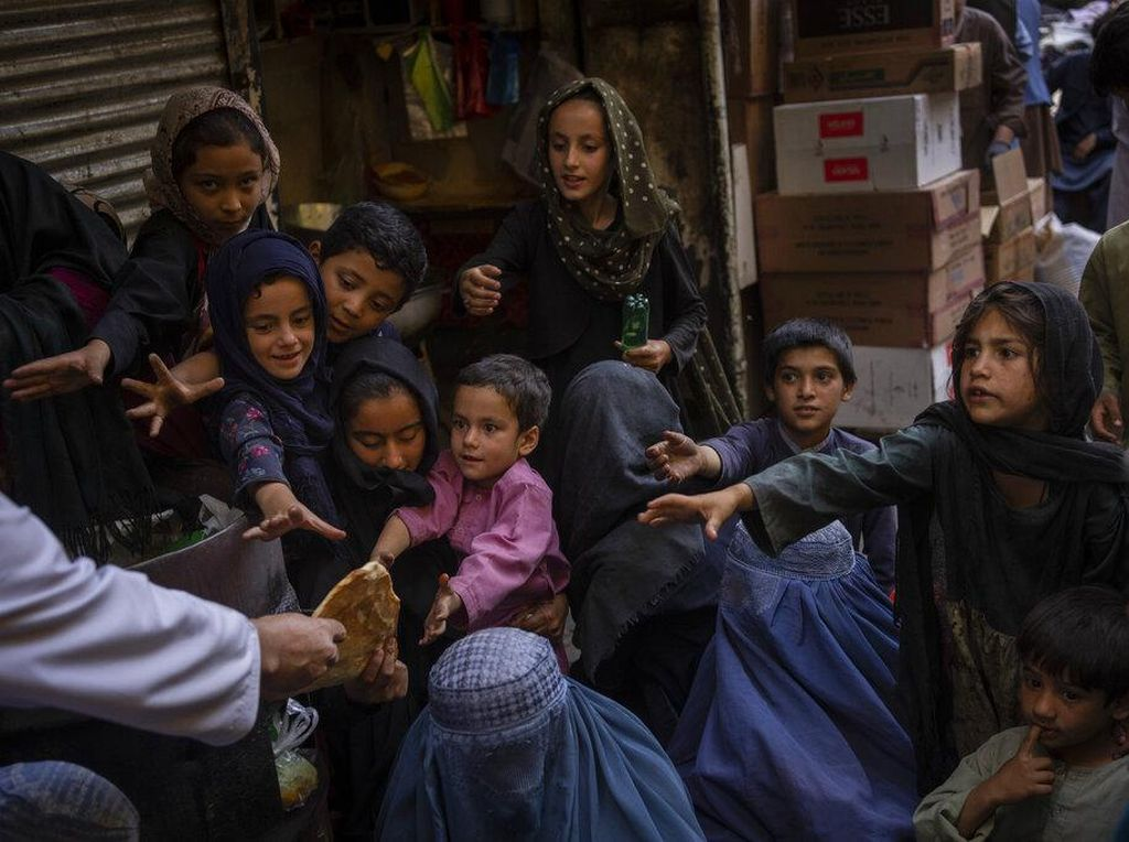 Memprihatinkan! 2.000 Fasilitas Kesehatan Ditutup di Afghanistan